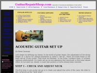 Guitar Repair Shop