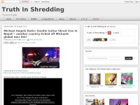 truthinshredding.com