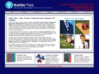 kelticties.co.uk Thumbnail
