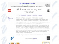 Albionaccountingandtaxationservices.co.uk