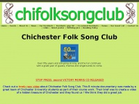 chifolksongclub.co.uk