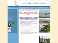 canutecottages.co.uk Thumbnail