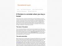 Thomasbennett.org.uk