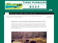 Threeharboursbeef.co.uk