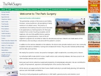 Theparksurgery.co.uk