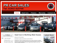 Prcarsales.co.uk