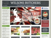 wilsonsbutchers.co.uk Thumbnail