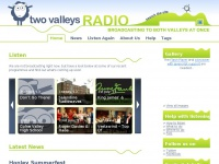 Broadcast «  Two Valleys Radio