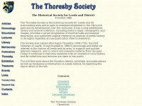 Thoresby.org.uk