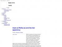 baab-ul-ilm.org Thumbnail