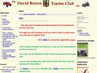 Dbtc.co.uk - The David Brown Tractor Club :: For All Things DB
