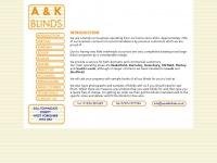 Aandkblinds.co.uk