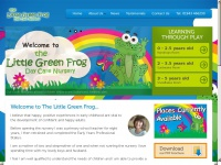 thelittlegreenfrog.co.uk