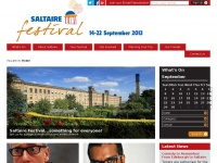 saltairefestival.co.uk