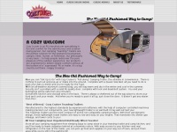 Cozycruiser.com - Cozy Cruiser - Teardrop Trailers & Campers