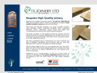 Tkjoinery.co.uk