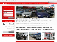 Crossstreetcarsales.co.uk