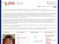 The-joint-clinic.co.uk