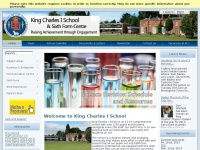 King Charles I School - Home