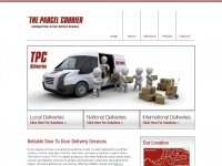 Theparcelcourier.co.uk