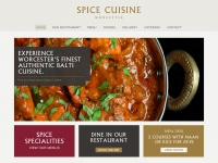 Spicecuisine.co.uk
