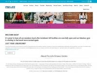prolifefitnesscentre.com