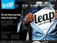 Web Design, Digital Marketing, WordPress, Northern Ireland, UK by Leap Online Limited