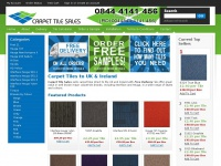 carpettilesales.co.uk Thumbnail