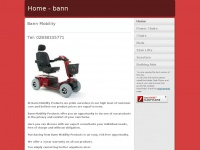 bannmobility.co.uk