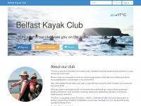 belfastkayakclub.co.uk