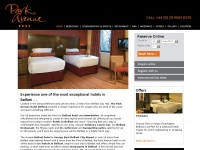 Hotels In Belfast, Belfast Hotels, Belfast City Airport Hotels, Hotels Belfast - Park Avenue Hotel Belfast Northern Ireland