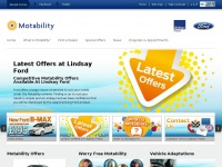 lindsayfordmotability.co.uk Thumbnail