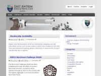 East Antrim Rifle & Pistol Club | Target Shooting Ballyclare - EARPC.co.uk
