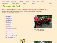 bandsinthepark.org.uk Thumbnail