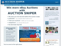 Auctionsniper Similar Sites Find 47 Websites Like Auctionsniper Com