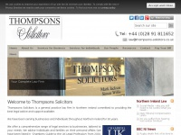 Thompsons-solicitors.co.uk