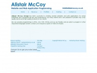 Alistairmccoy.co.uk