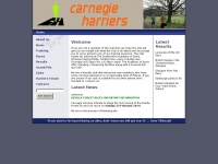 carnegie-harriers.co.uk Thumbnail