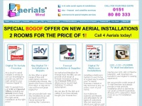 4aerialswirral.co.uk Thumbnail