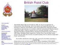 British Pistol Club