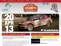 Granitecityrally.co.uk