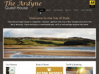Theardynehotel.co.uk
