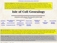 collgenealogy.com