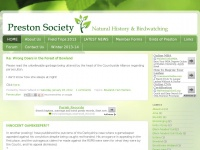 prestonsociety.co.uk