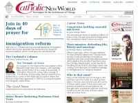 catholicnewworld.com