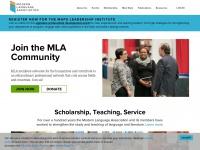 mla.org Thumbnail
