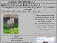 towneleytrailriding.co.uk