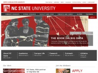 ncsu.edu Thumbnail