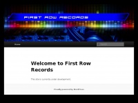 firstrowrecords.com