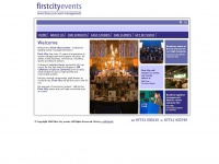 firstcityevents.co.uk